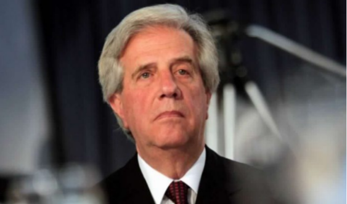 Uruguay: Tabaré Vásquez se pronuncia por primera vez sobre asilo a Alan García