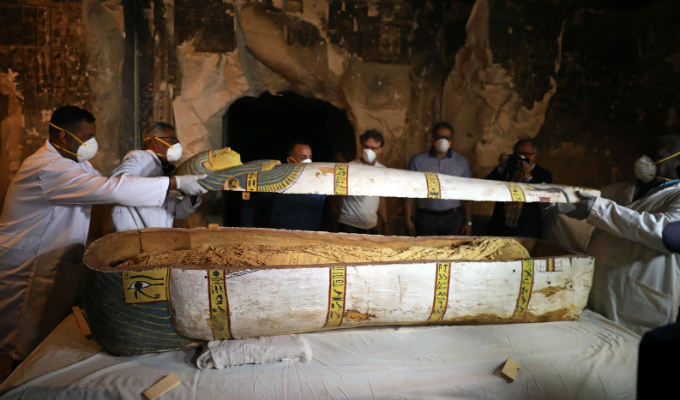 Egipto: descubren tumba de más de 3000 años