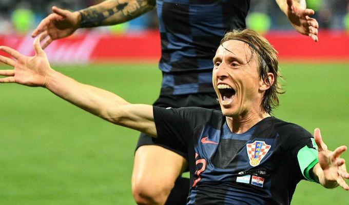 Balón de Oro 2018: Modric rompería 10 años de reinado de Messi y CR7