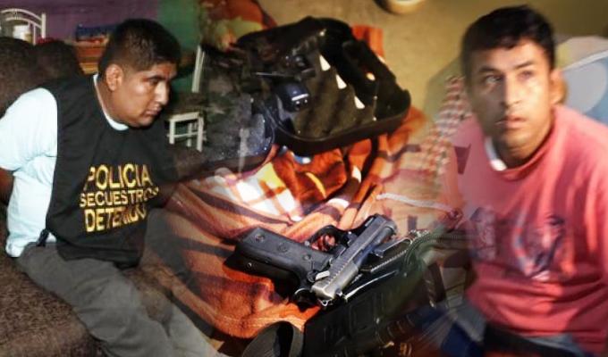 """Golpe al hampa: desarticulan a la banda criminal denominada """"Los Patrones de Barranca II"""""""