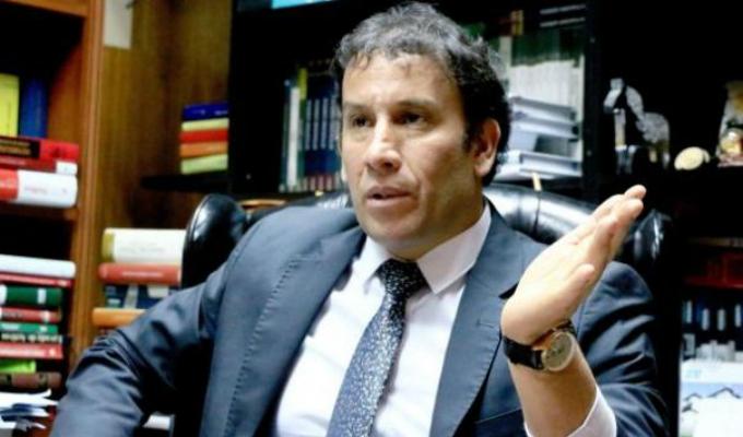 Abrirán proceso disciplinario contra fiscal Alonso Peña Cabrera
