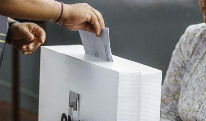 Referéndum 2018: locales de votación cerraron con normalidad