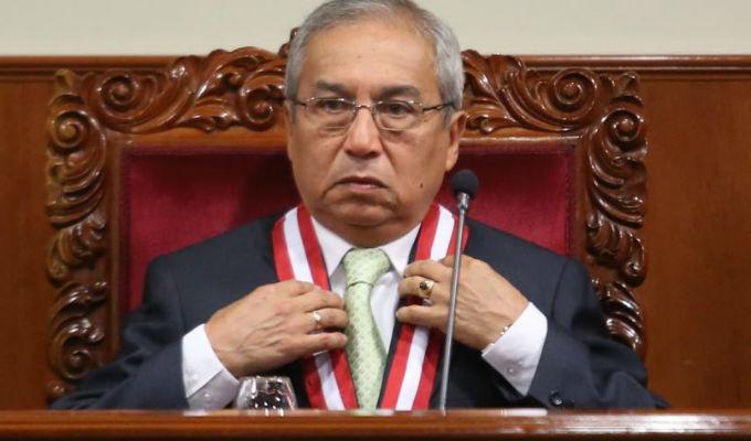 Pedro Chávarry: denuncias constitucionales en su contra se debatirán este viernes