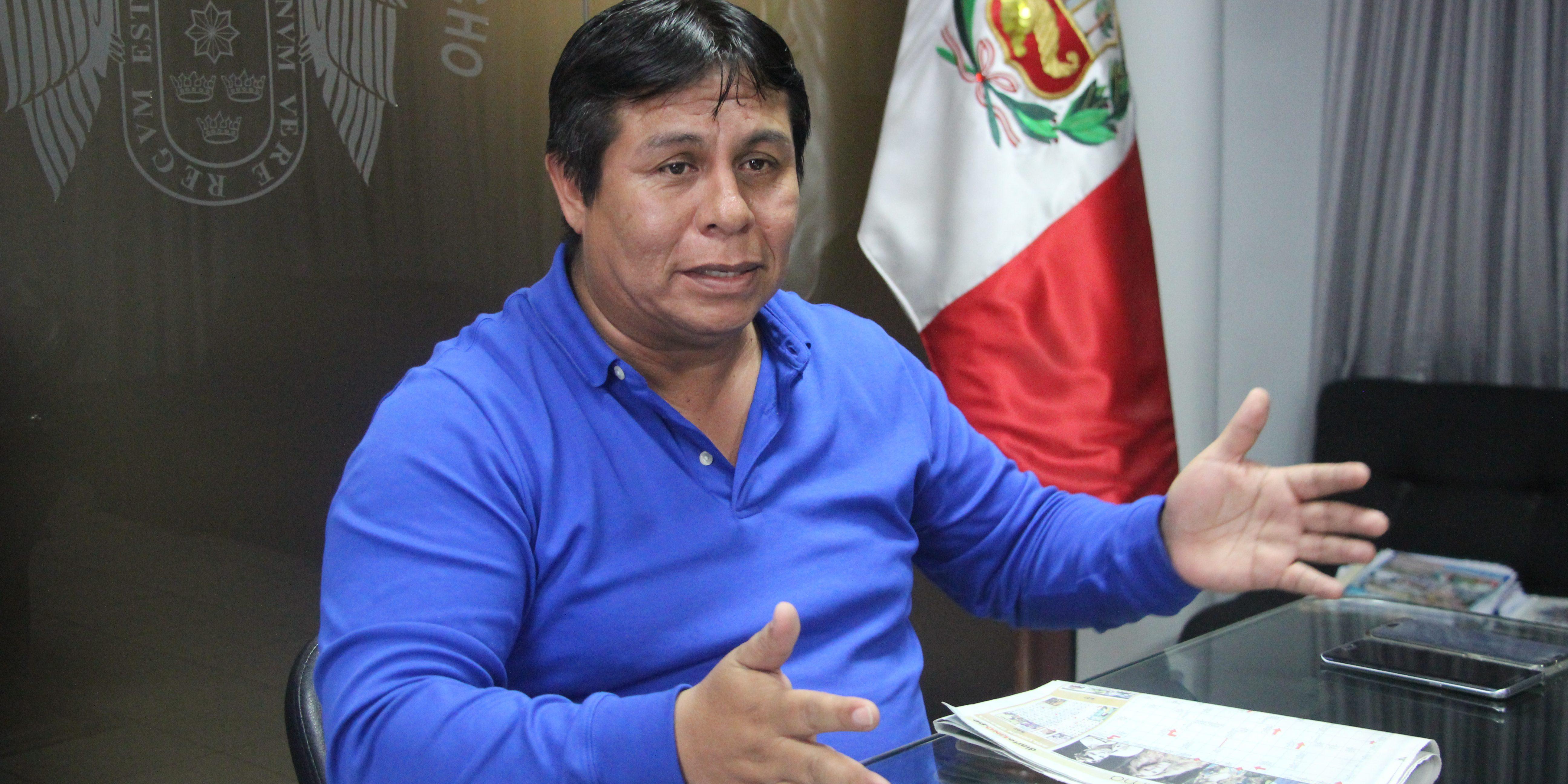 Alcalde de San Juan de Lurigancho dejará su cargo en medio de graves denuncias