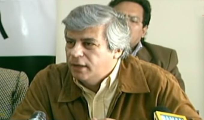 IIRSA Sur: Fernando Olivera admitió en 2005 que se encargó de levantar observaciones de Contraloría