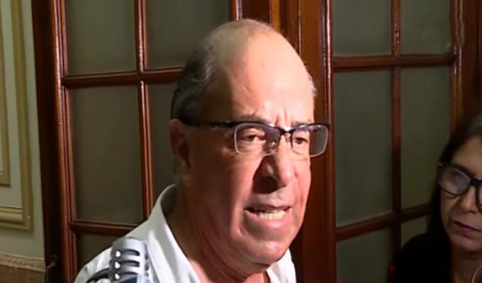 Edwin Donayre explicó por qué se reunió con Pedro Chavarry