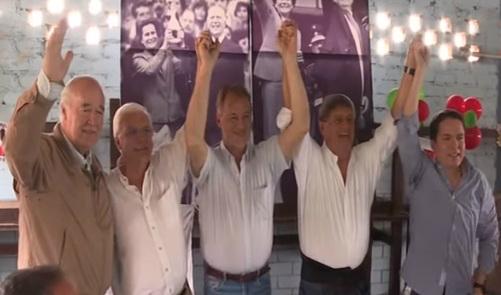 Jorge Muñoz niega disputas en Acción Popular durante actividad partidaria