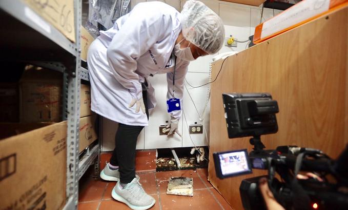 Casi un centenar de personas sufren intoxicación tras ingerir pollo a la brasa