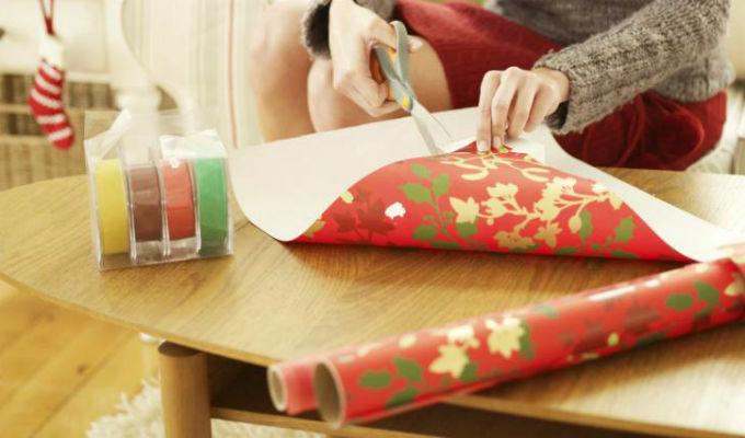 Ojo con estas 10 increíbles ideas para reciclar el papel de regalo [FOTOS]