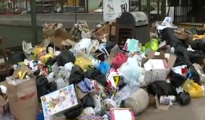 Callao: calles y avenidas de Bellavista se encuentran invadidas de basura