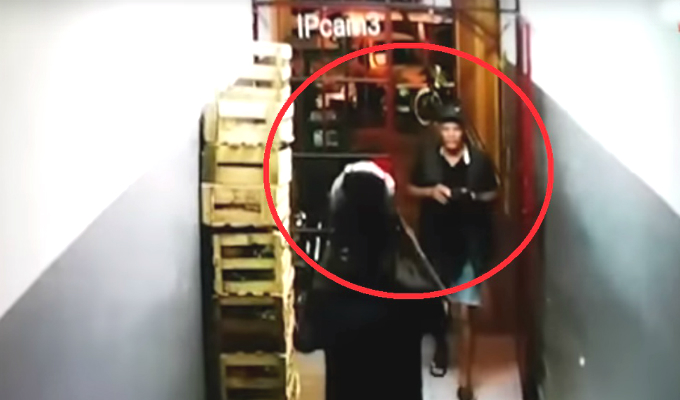 San Luis: cambista fue asaltado y baleado en el estómago