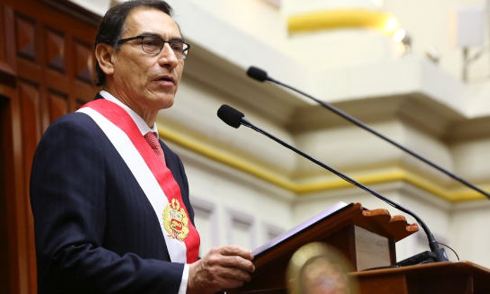 Martín Vizcarra alcanza 63% de aprobación, según Datum