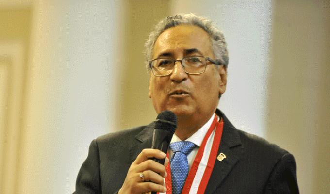 José Luis Lecaros asume la presidencia del Poder Judicial