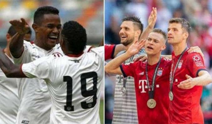 Bayern Munich le pidió partido de revancha a Universitario de Deportes