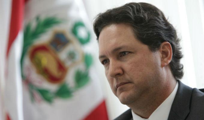 """Salaverry considera que denuncia de Beteta tiene """"fines políticos"""""""