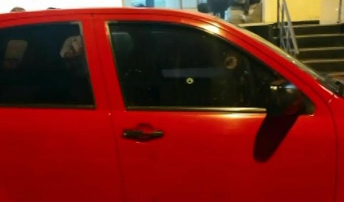 Criminales balean auto del gerente de Seguridad Ciudadana de Bellavista