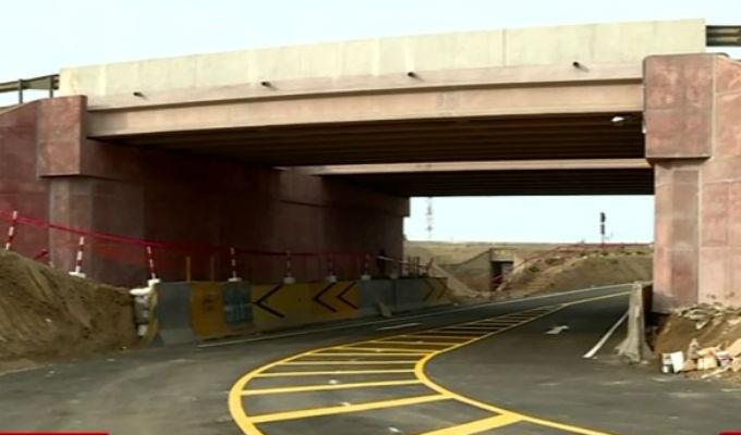 Punta Hermosa: reabren puente que permite salida a la Panamericana Sur
