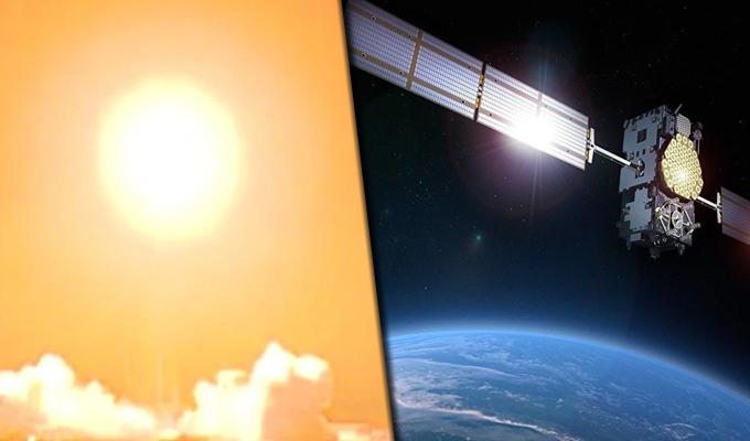 Fracasa lanzamiento de un satélite del régimen Iraní