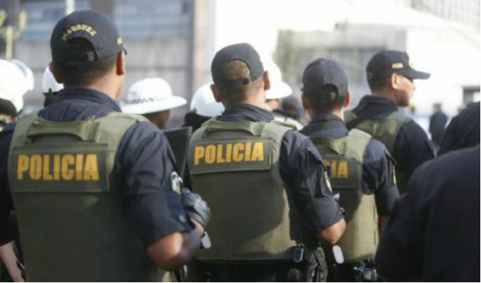 "Miraflores: realizan ""operativo rastrillaje"" para luchar contra la delincuencia"