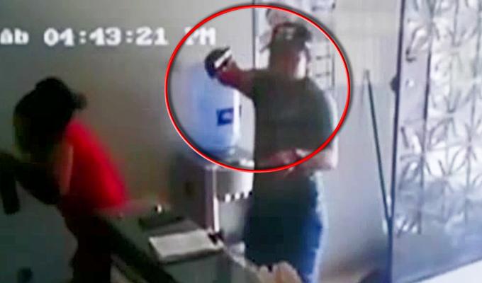Delincuente se lleva más de 13 mil soles de una envasadora de agua en Pucallpa