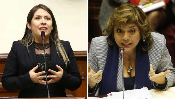 Yeni Vilcatoma denunció constitucionalmente a fiscal de la Nación Zoraida Ávalos