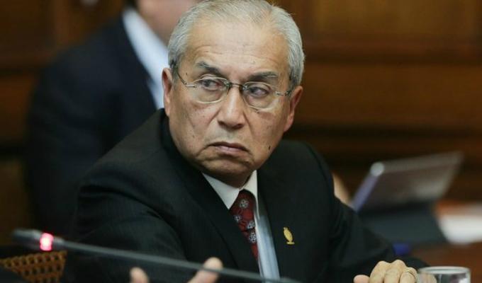 Subcomisión archivó denuncia contra Pedro Chávarry