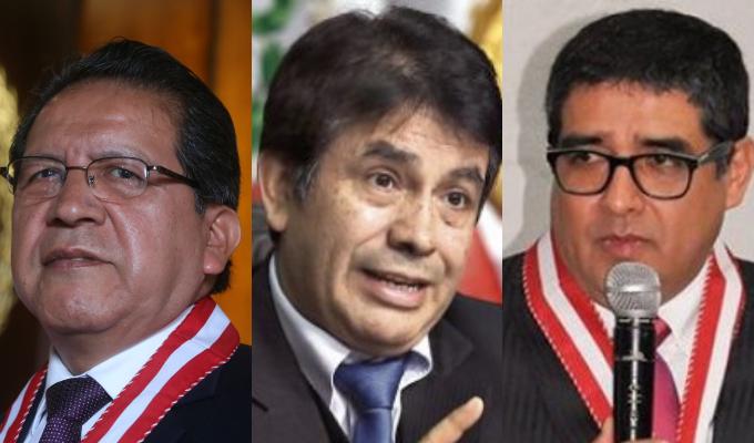 Subcomisión de Acusaciones Constitucionales continúa viendo casos de fiscales supremos