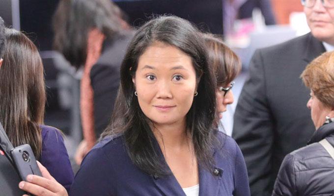 Keiko Fujimori dedica mensaje por el Día de la Madre