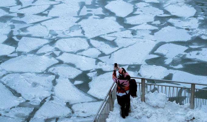 Aumenta a 21 el número de muertos tras ola de frío en EEUU