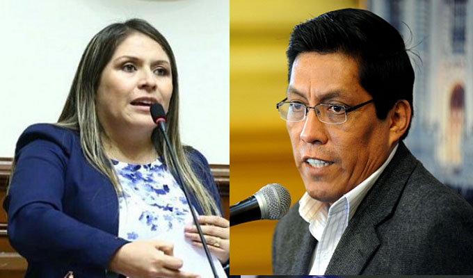Vicente Zeballos: Afirmaciones de Yeni Vilcatoma sobre 'Goro' generan preocupación