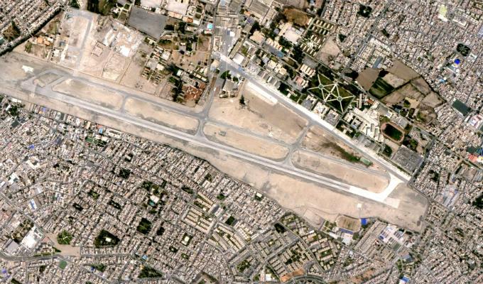 Vecinos de Surco piden que base aérea Las Palmas se mude