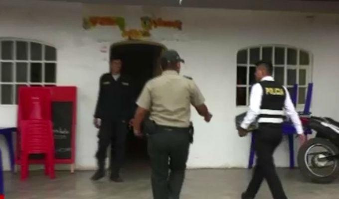 Trujillo: Sicarios matan a un hombre en restaurante de sus padres