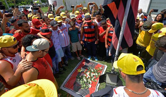Flamengo: identifican a los diez jugadores fallecidos durante incendio