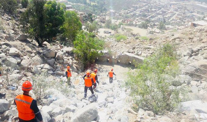 Distritos de Lima Provincias en emergencia por riesgo de inundaciones