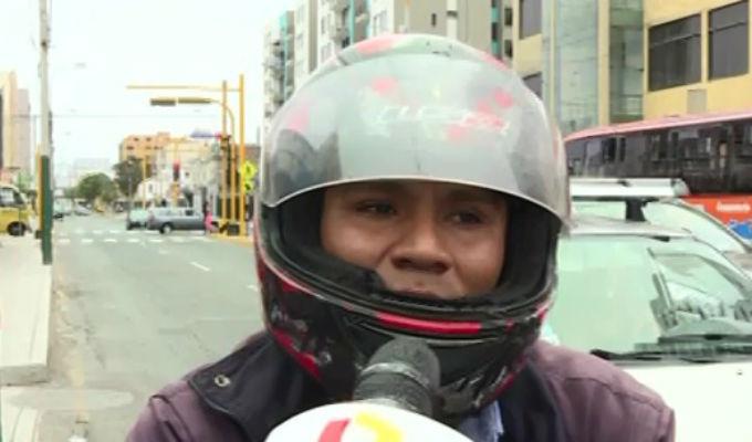 Magdalena: inician control de motos con dos pasajeros