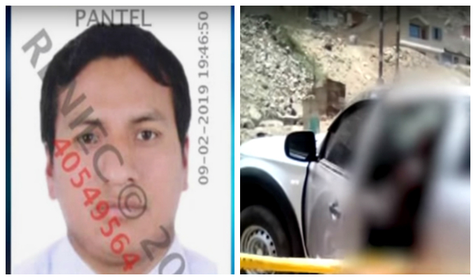 Huarochirí: sicarios en moto asesinan a balazos a empresario