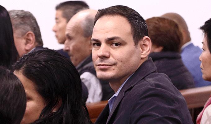 Anulan impedimento de salida del país contra Mark Vito