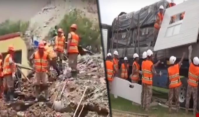 Arequipa: ayuda empezó a llegar hasta el distrito de Aplao
