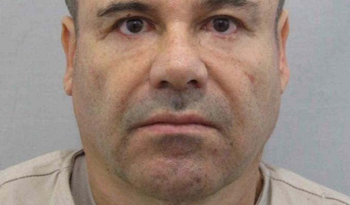 Joaquín 'El Chapo' Guzmán es condenado a cadena perpetua por la justicia de EEUU