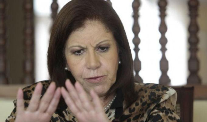 Lourdes Flores Nano: no temo ir a la cárcel por aportes de Odebrecht