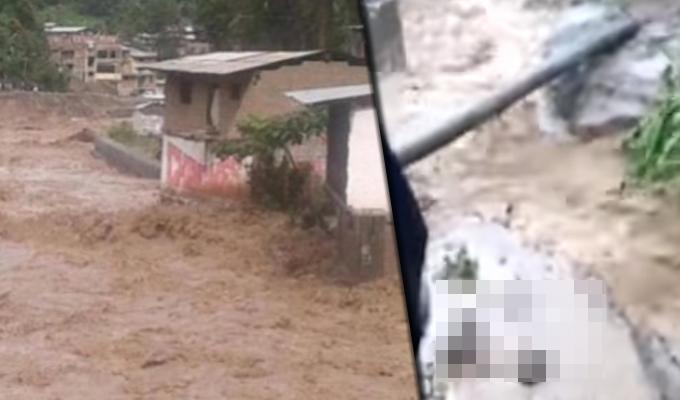 Piura: tres mujeres pierden la vida por huaico en caserío de Peña Blanca
