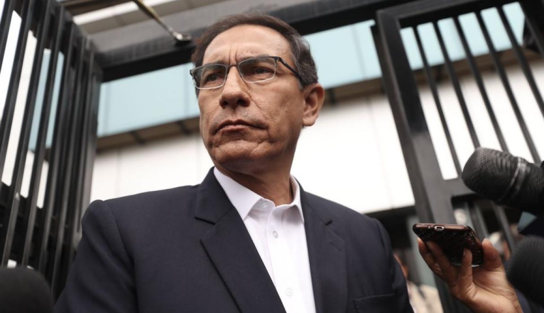 Presidente Vizcarra instó a la Fiscalía a investigar financiamiento de Peruanos por el Kambio