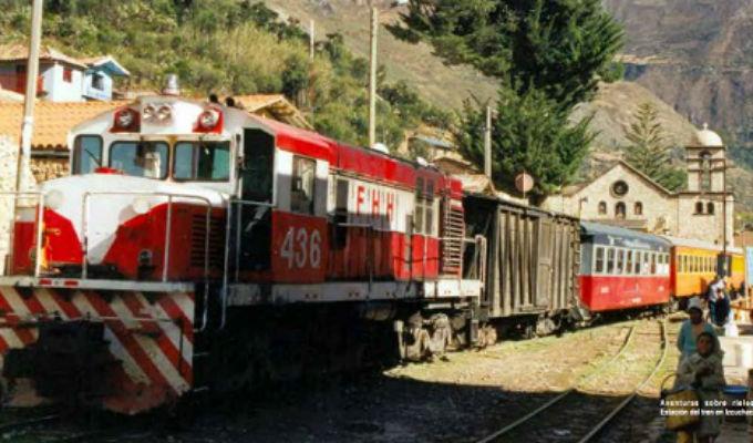Adjudicarán la modernización del 'Tren Macho'