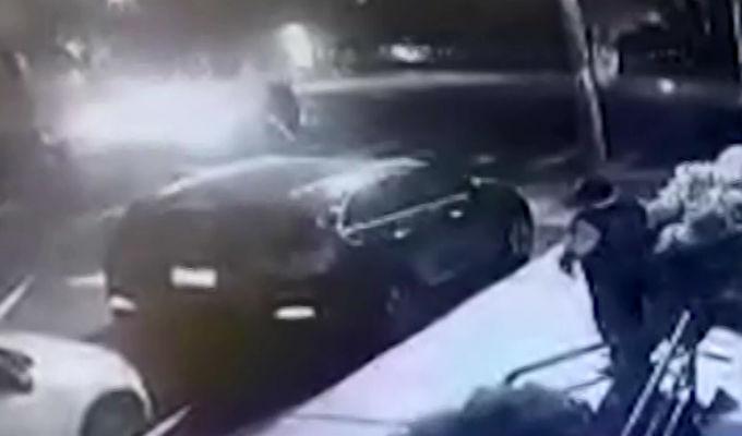 Lince: vigilante frustró asalto en cafetería