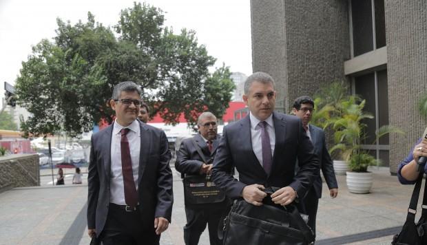 Fiscales Pérez y Vela presentarán este miércoles acuerdo con Odebrecht