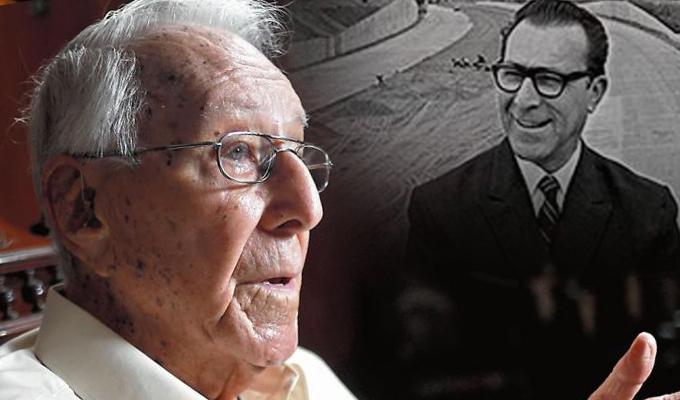 Luis Bedoya Reyes: fundador del PPC cumple 100 años