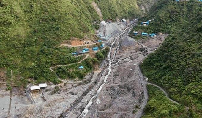 Puno: derrumbe en campamento minero informal deja al menos 7 muertos