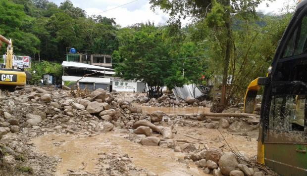 Dos distritos más de Moquegua fueron declarados en emergencia por huaicos