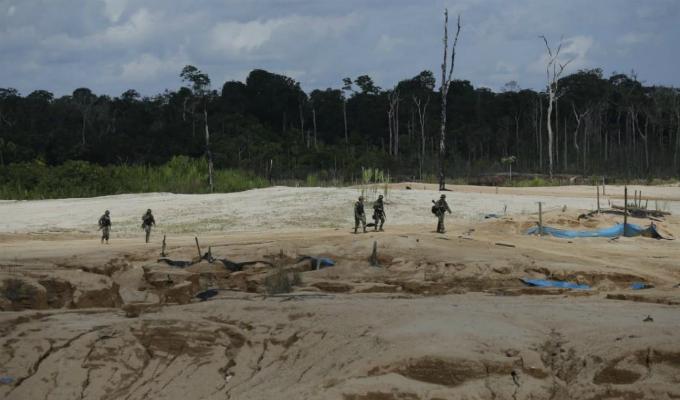 Madre de Dios: rescatan a más de 40 mujeres que eran víctimas de trata en La Pampa