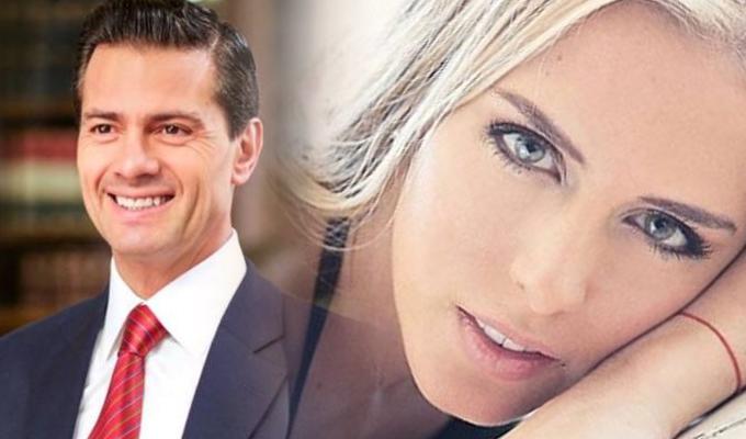 Modelo Tania Ruiz habla por primera vez de su relación con Peña Nieto